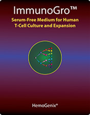 ImmunoGro™ Serum-free, human T-cell culture and expansion medium