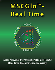 MSCGlo-Real Time: An assay to measure the continual growth of mesenchymal stem/progenitor cells in vitro